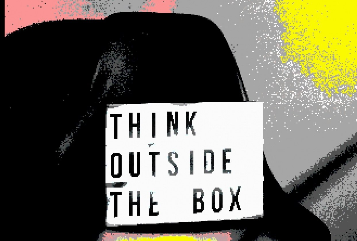 Think Outside The Box - student project