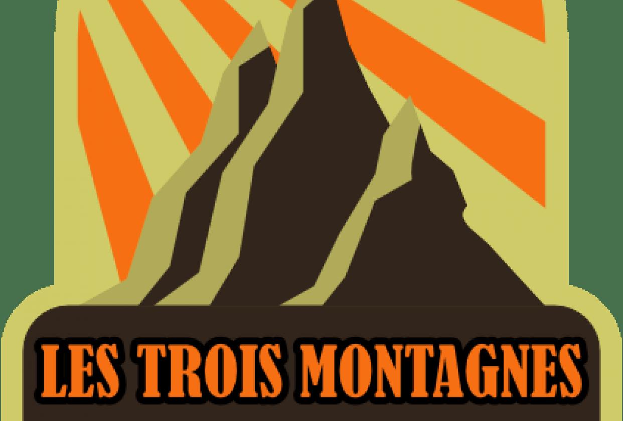 les trois montagnes - student project