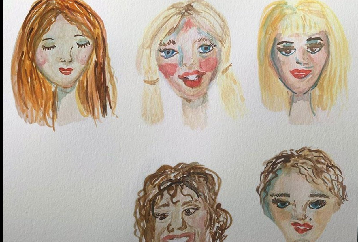 Expressive Faces - student project
