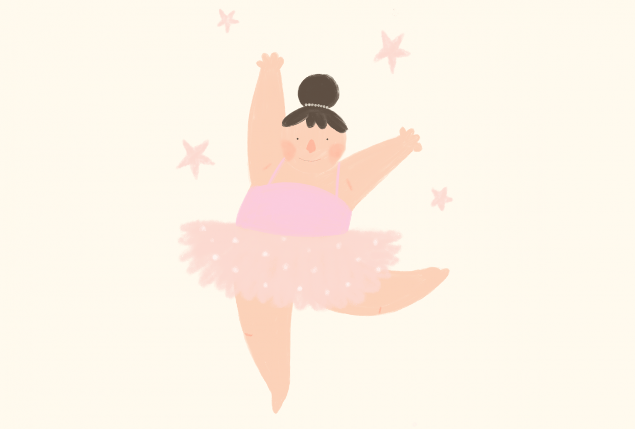 Ballerina - student project