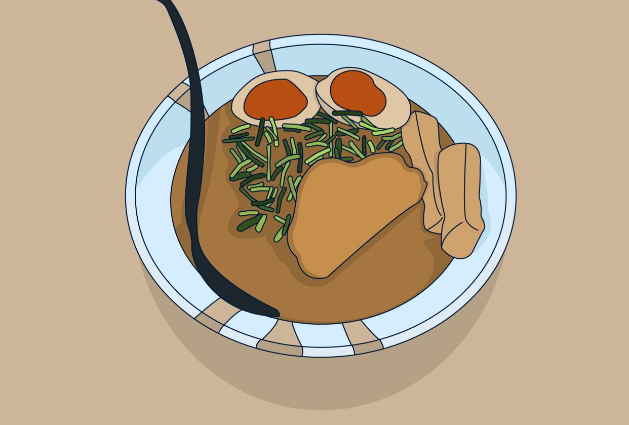 Bowl of Ramen - student project