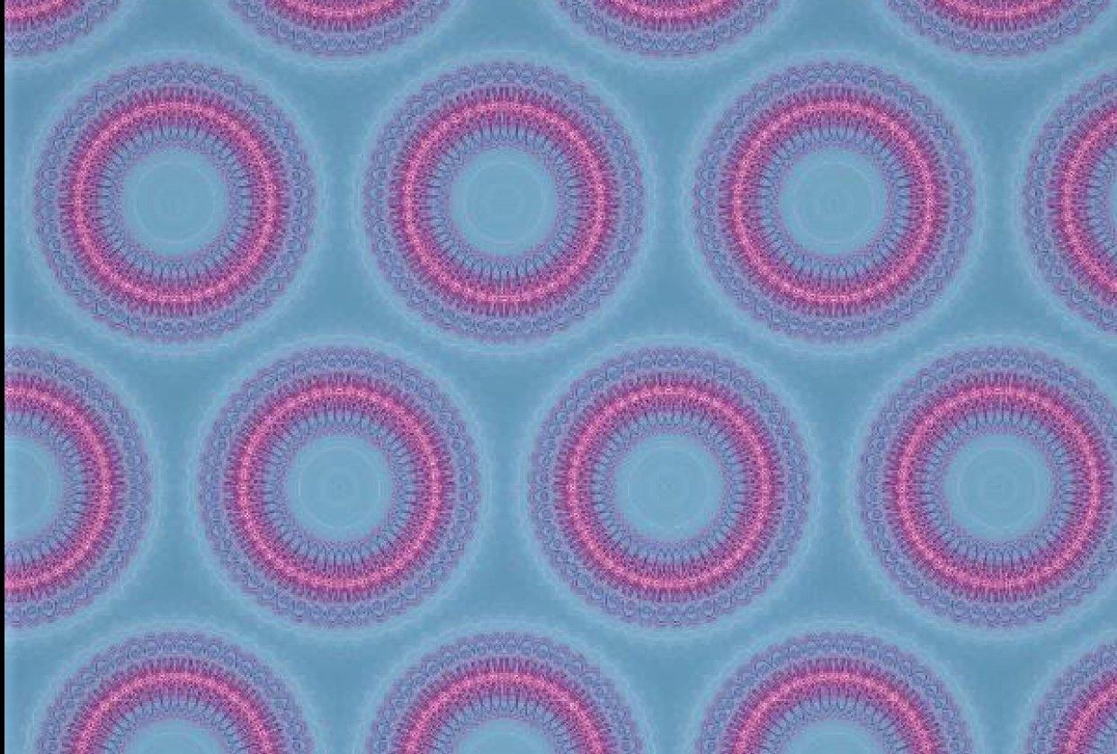 Kaleidomatic Pattern - student project