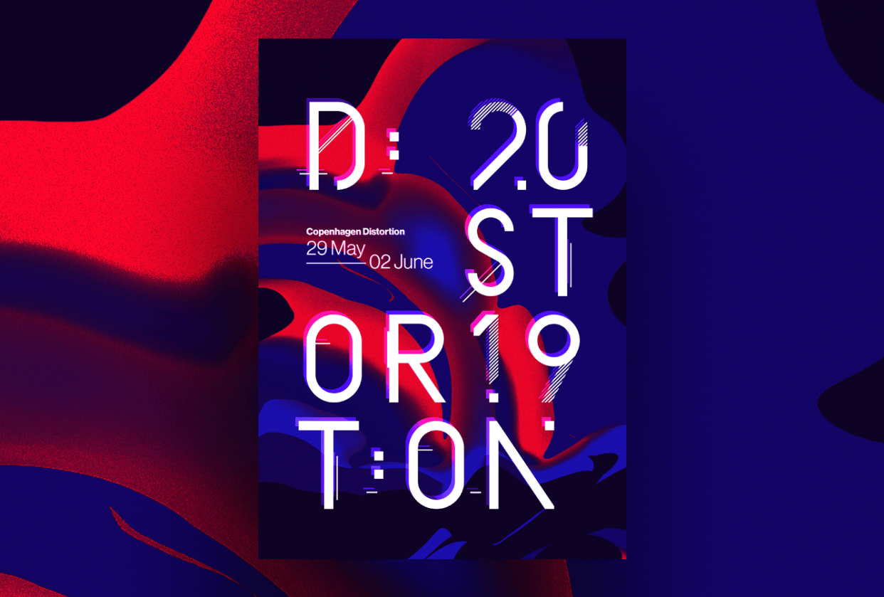 Distortion Cph '19 - student project