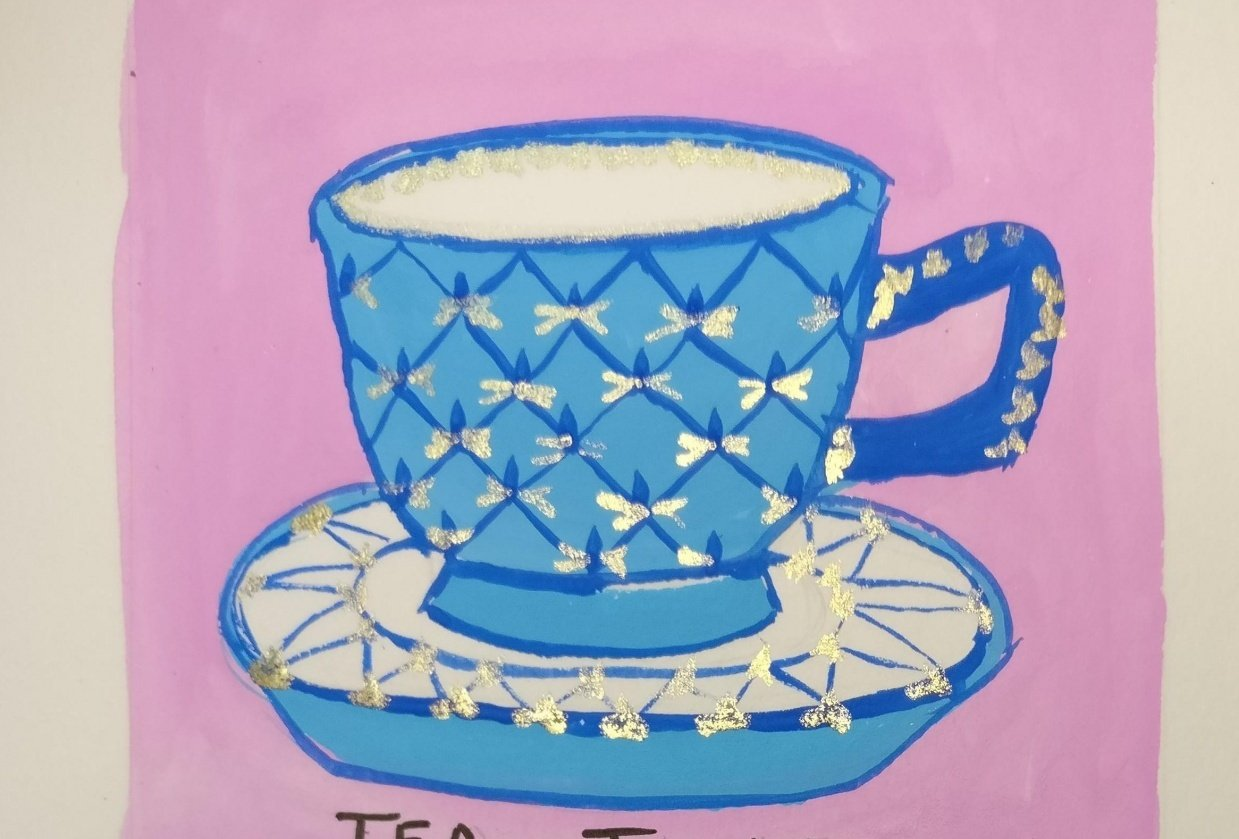 Tea time - student project