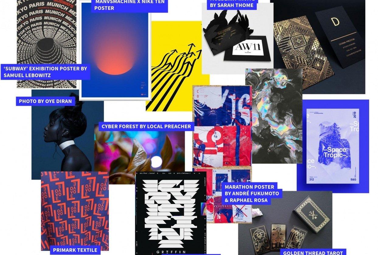 Scavenger Hunt: Colour, Space, Contrast - student project