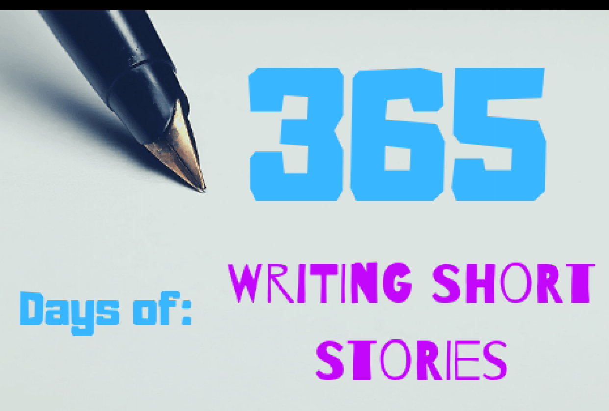 365 Days of Writing Short Stories - student project