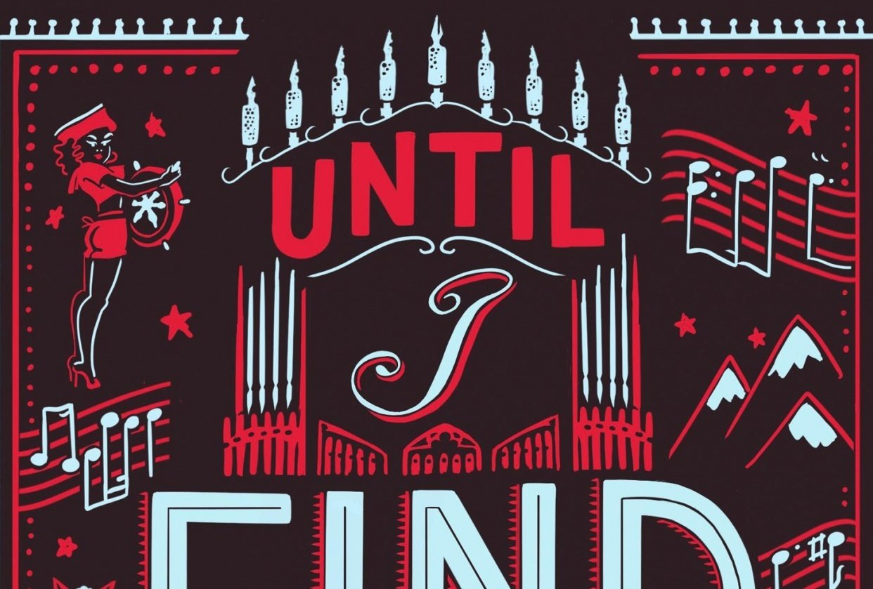 Until I find you - John Irving - student project