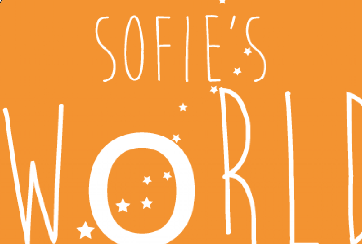 Sofie's World - student project