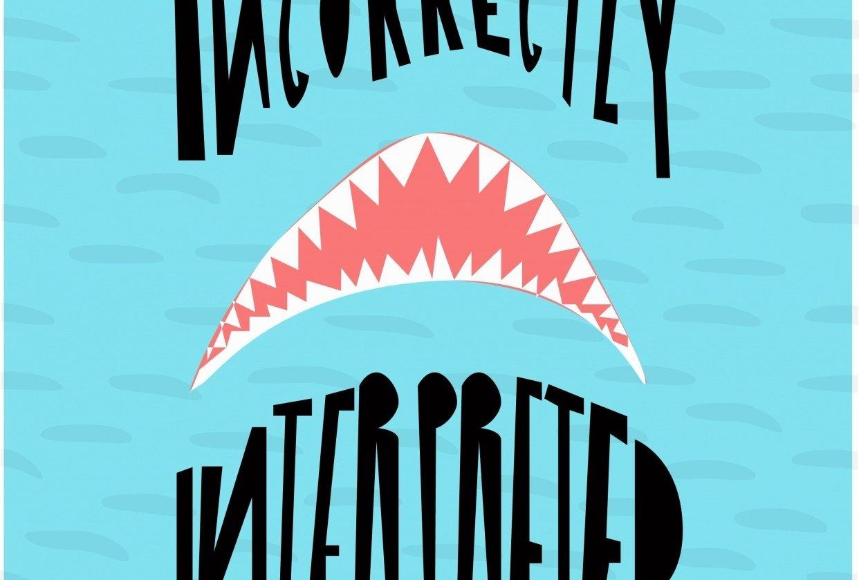 Misunderstood Shark - student project