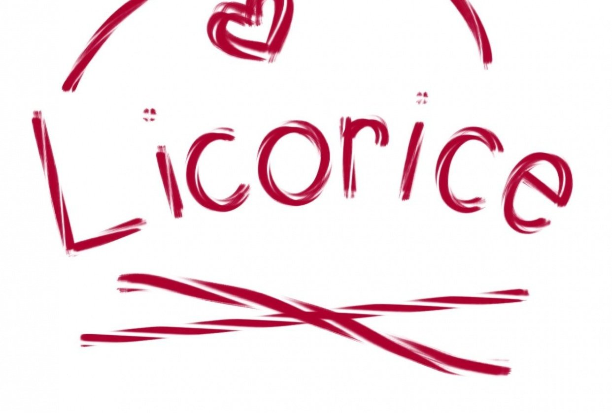Licorice Brush - student project