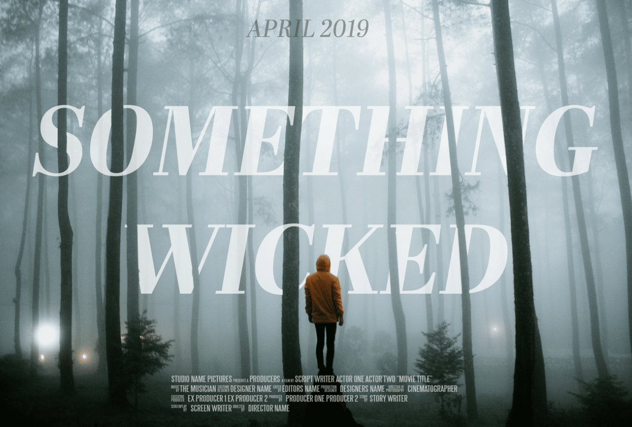 SOMETHING WICKED - student project