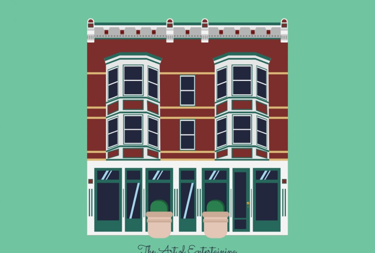Refurbished Buildings - student project