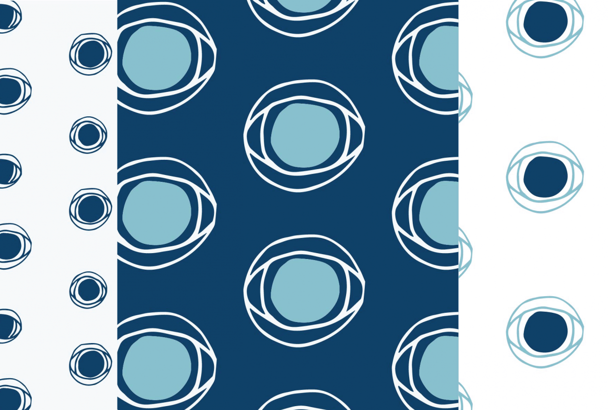 Patterns, patterns everywhere - student project