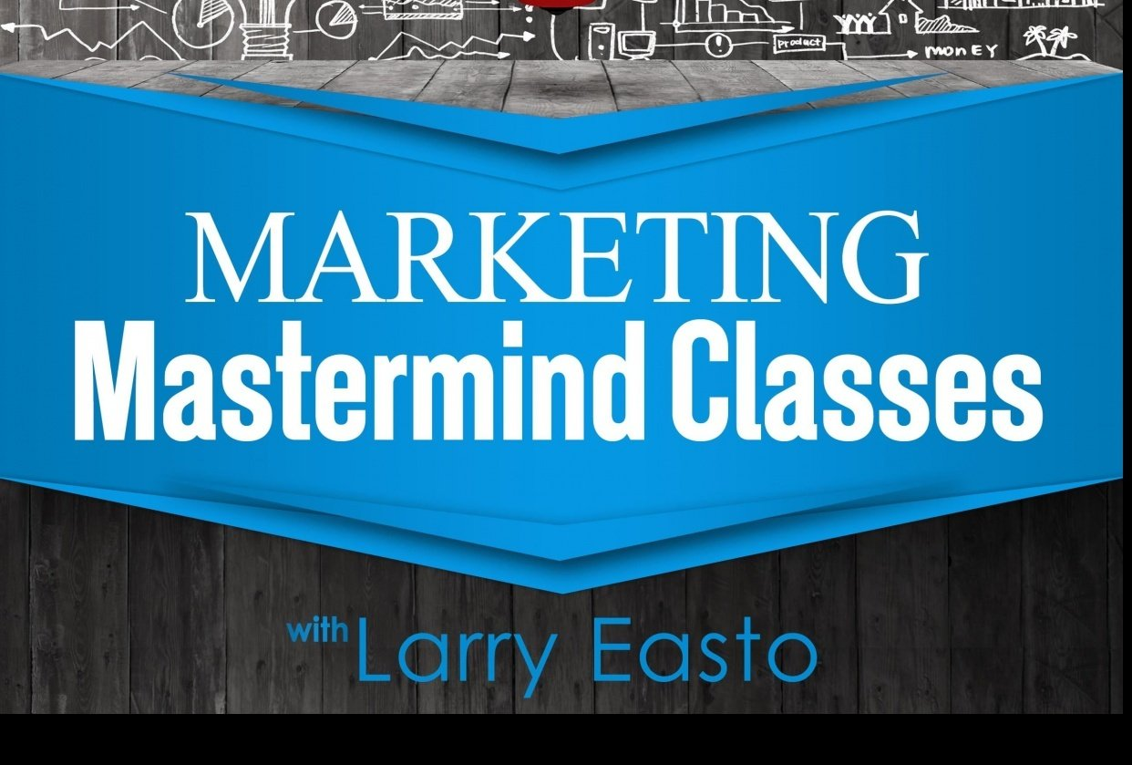 My One Thing: Mastermind Classes - student project