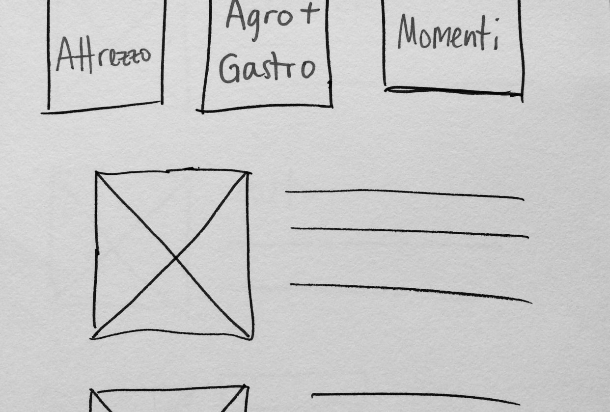 Life Italia - student project