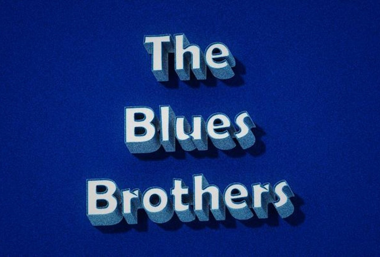 The Blues Brothers - student project