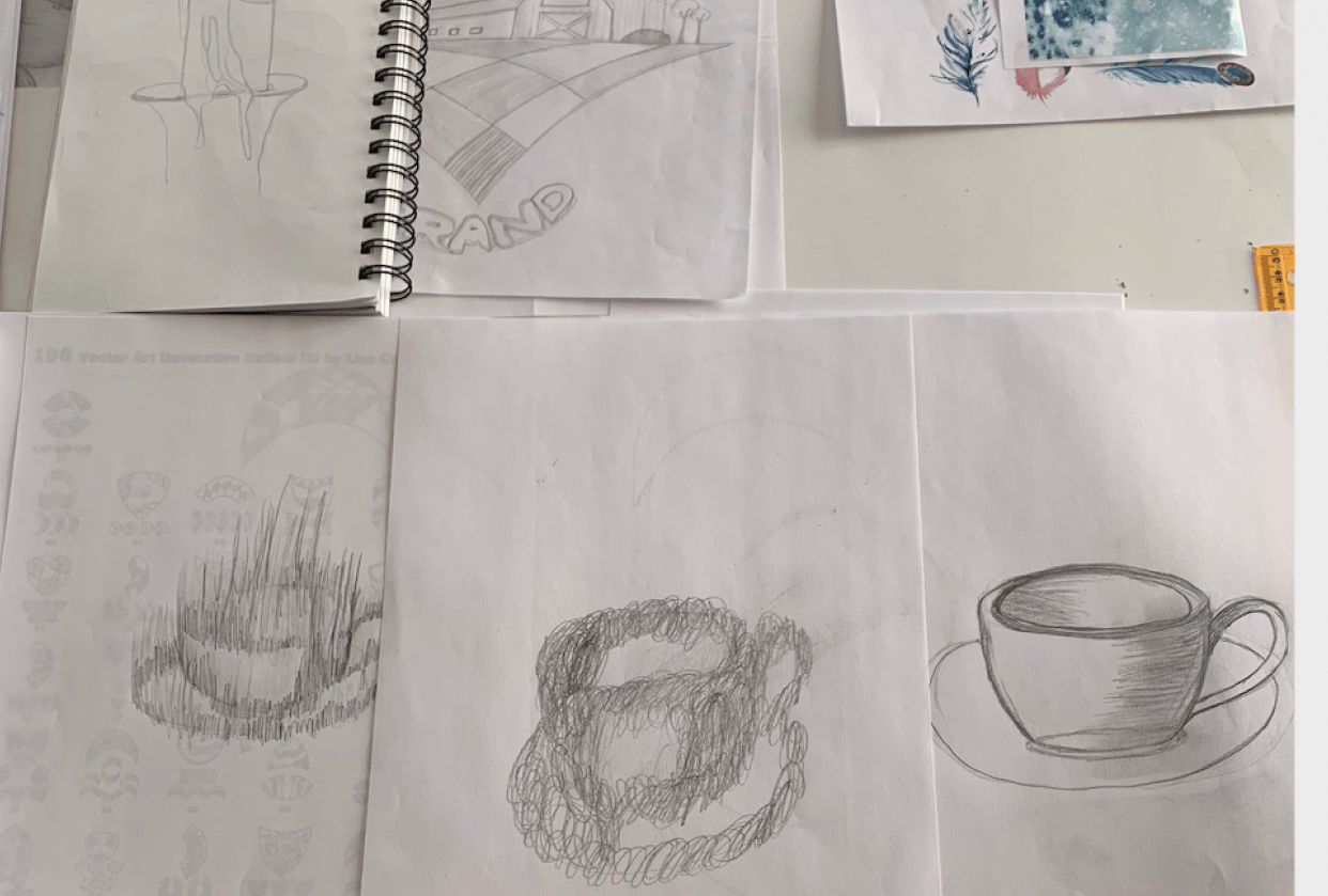 Teacups - student project