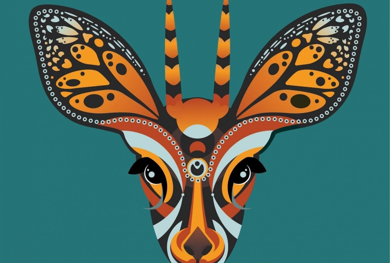 Monarch Antelope - student project