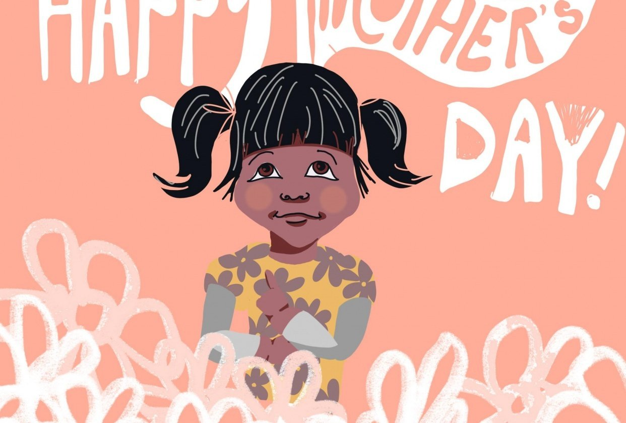 Happy Mother's Day! - student project