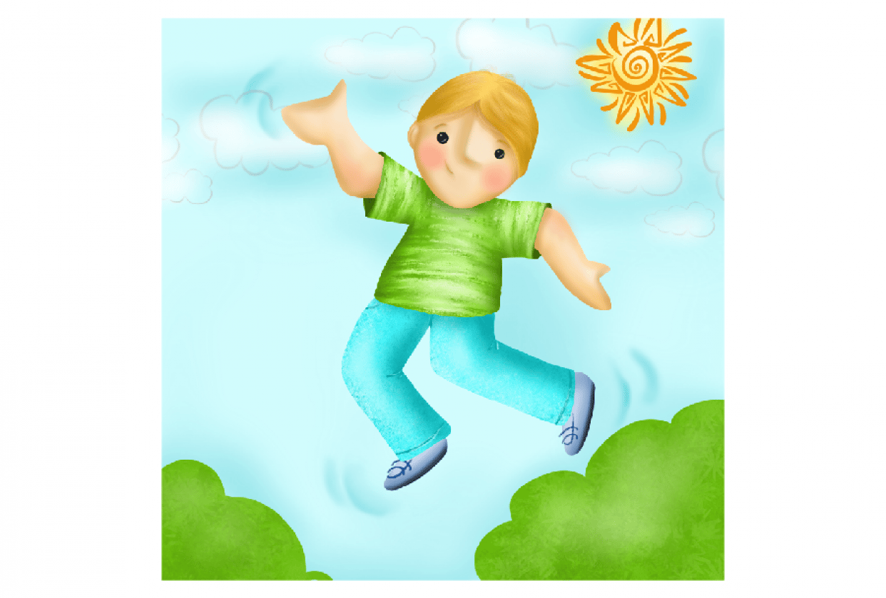 Jump for joy! - student project