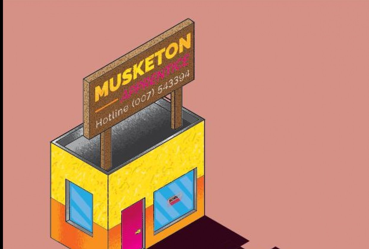The Musketon Apprentice - student project