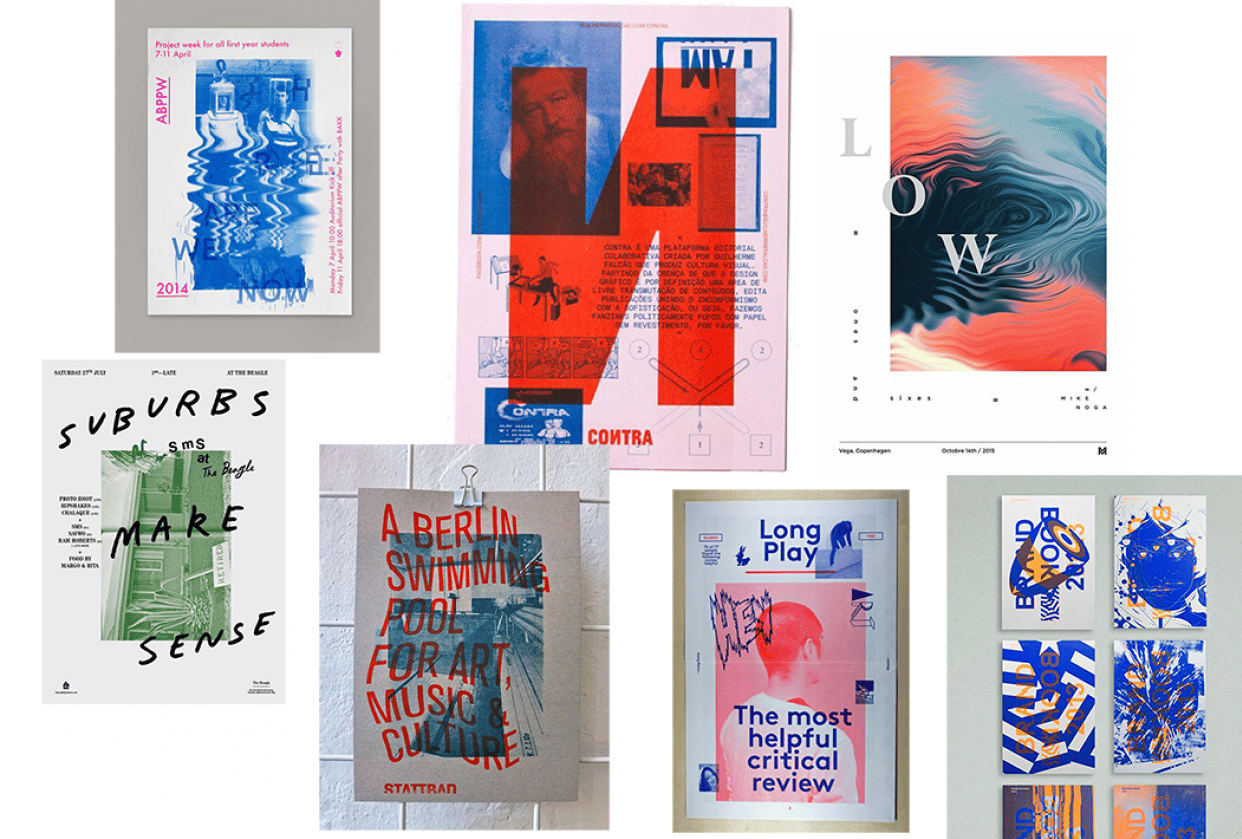 Poster Inspiration - student project