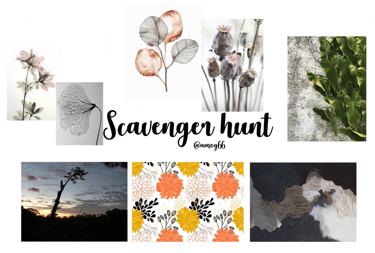 @amog66 Scavenger Hunt! - student project