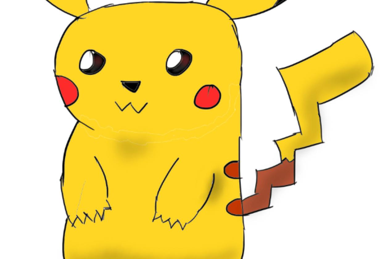 Pikachu - student project