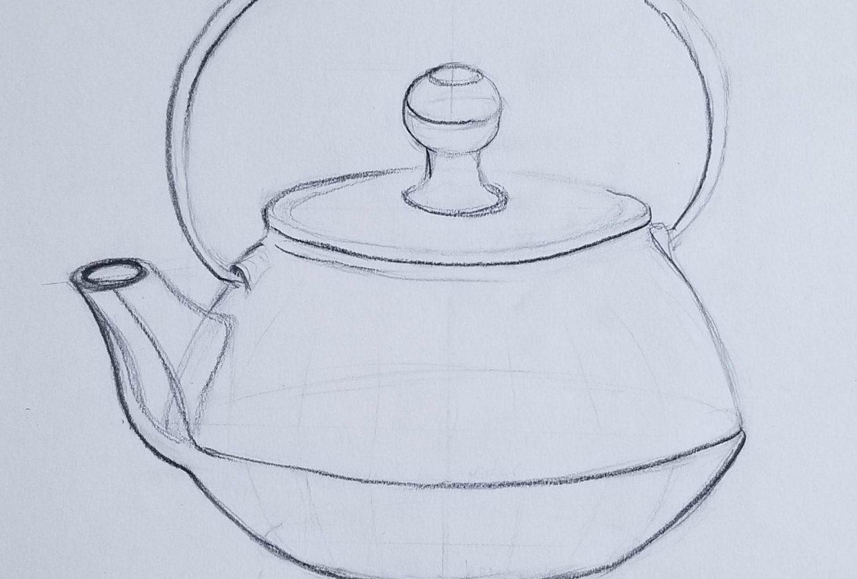 Tea Pot - student project