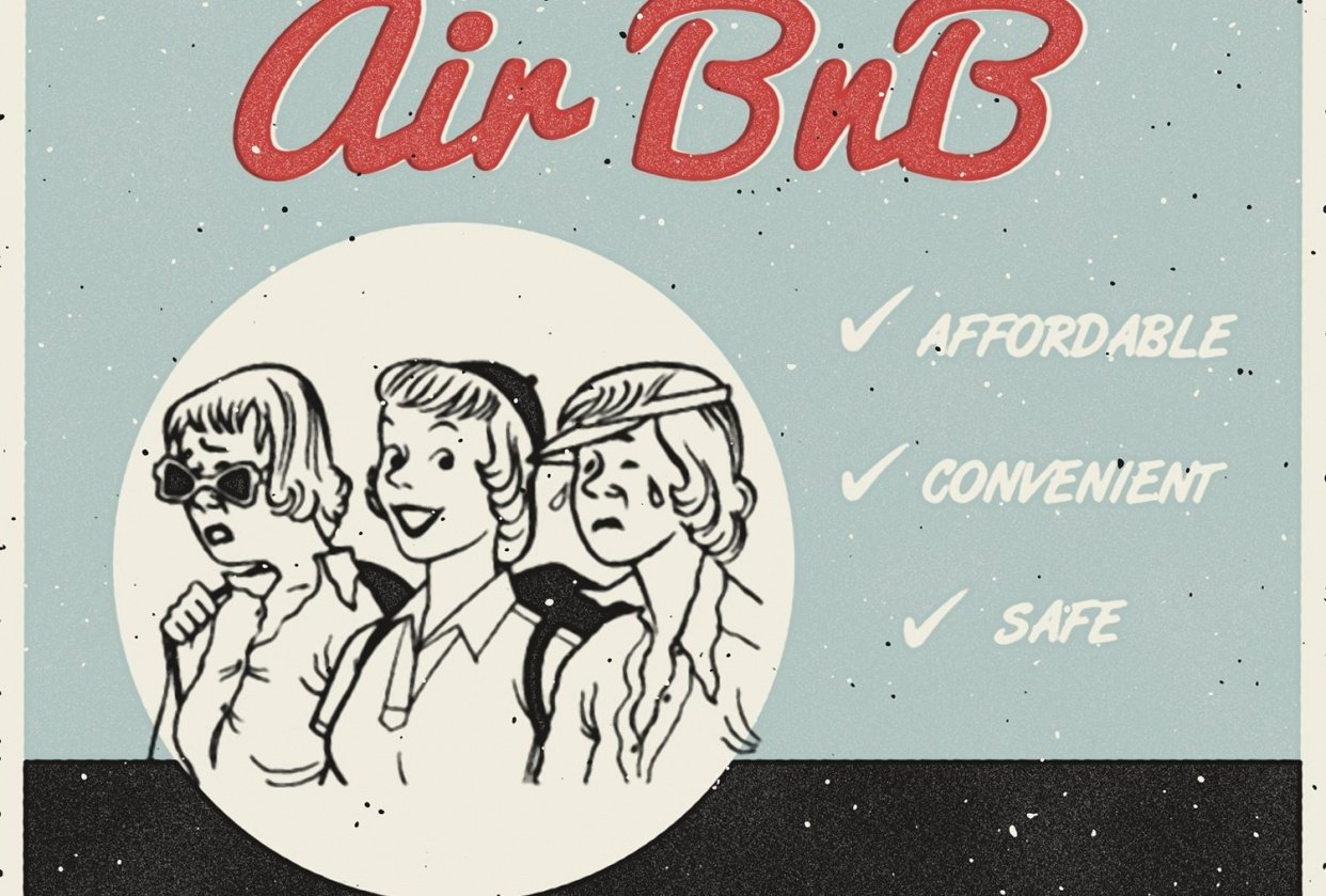 Air BnB - student project