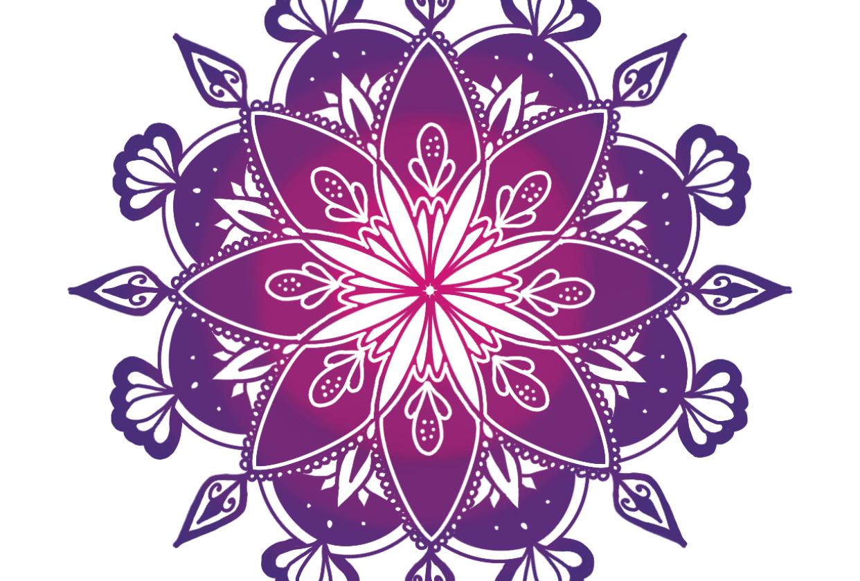 Colourful Mandalas - student project