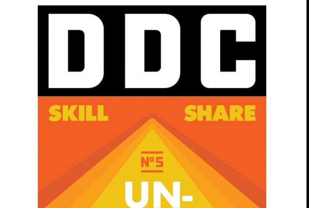 DDC No5 Badge - student project