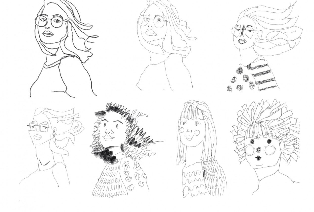 Fun faces - student project