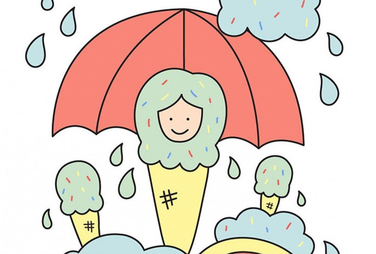You Scream, I Scream, It's Raining Ice Cream! - student project
