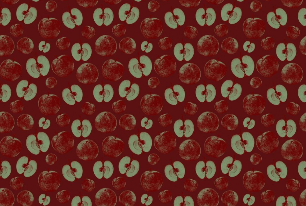 Apple Pattern - student project