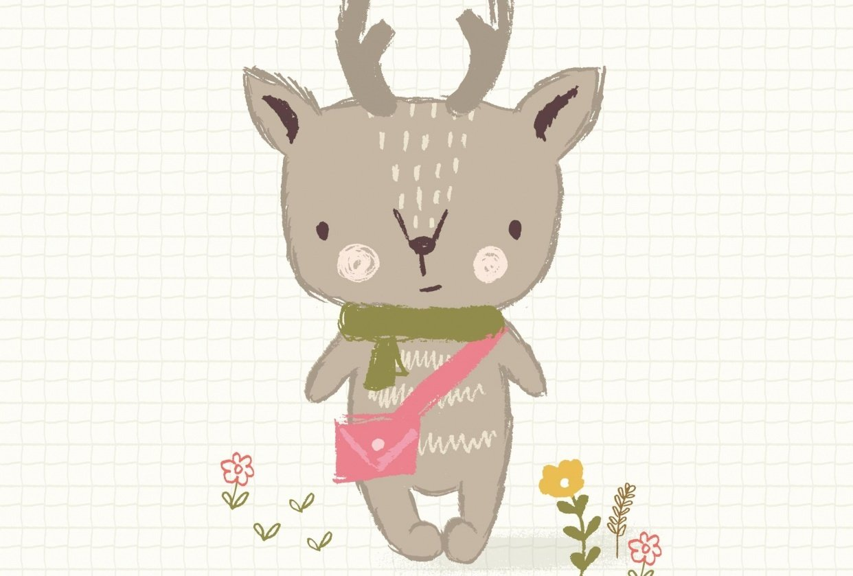 Little deer - student project