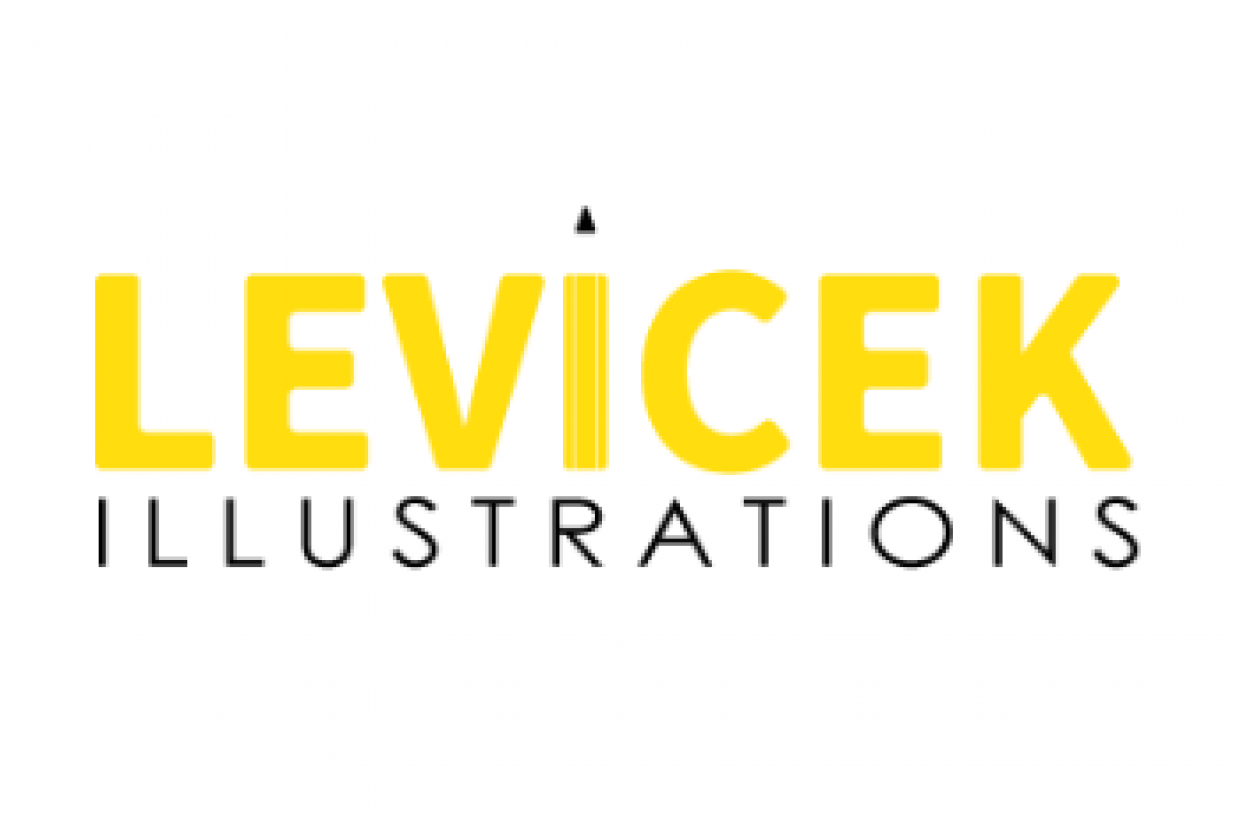 My first logo with Illustrator - student project