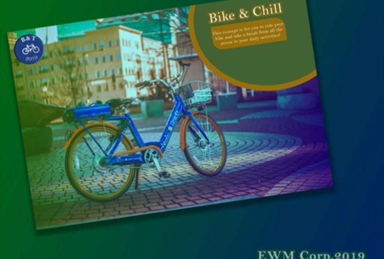 Bike & Chill - student project