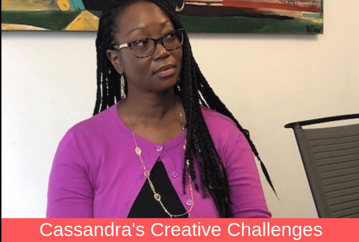 Creative Challenges - student project