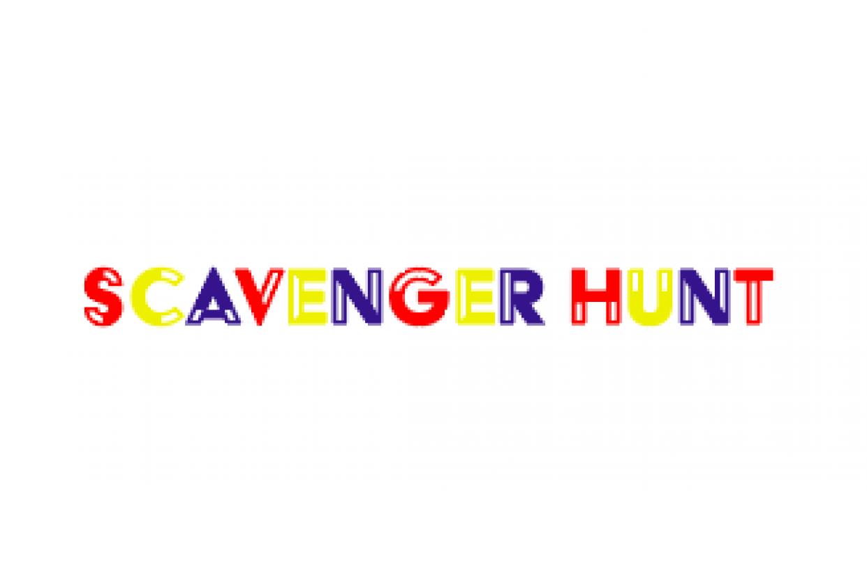 Scavenger Hunt - student project
