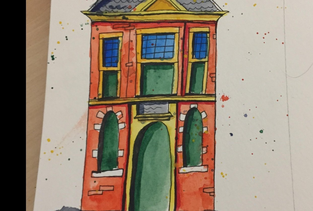 urban landscapes skillshare project! - student project