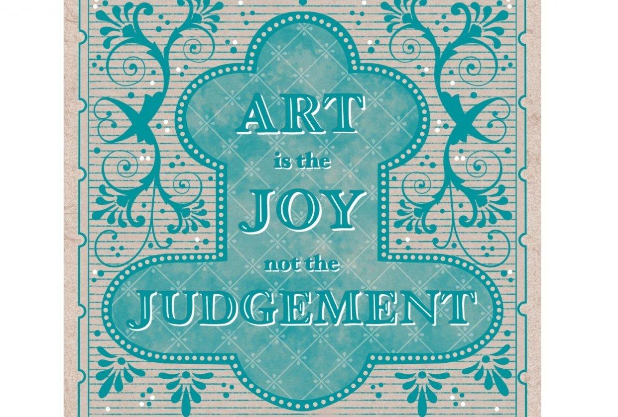 Art is Joy - student project