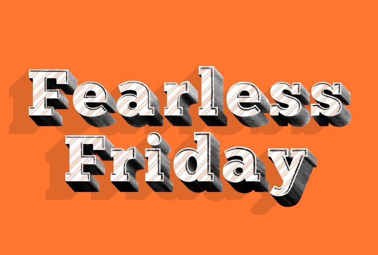 Fearless Friday - student project