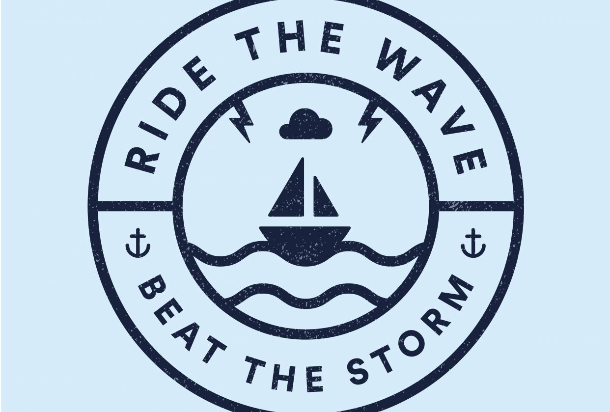 Ride the wave  - student project