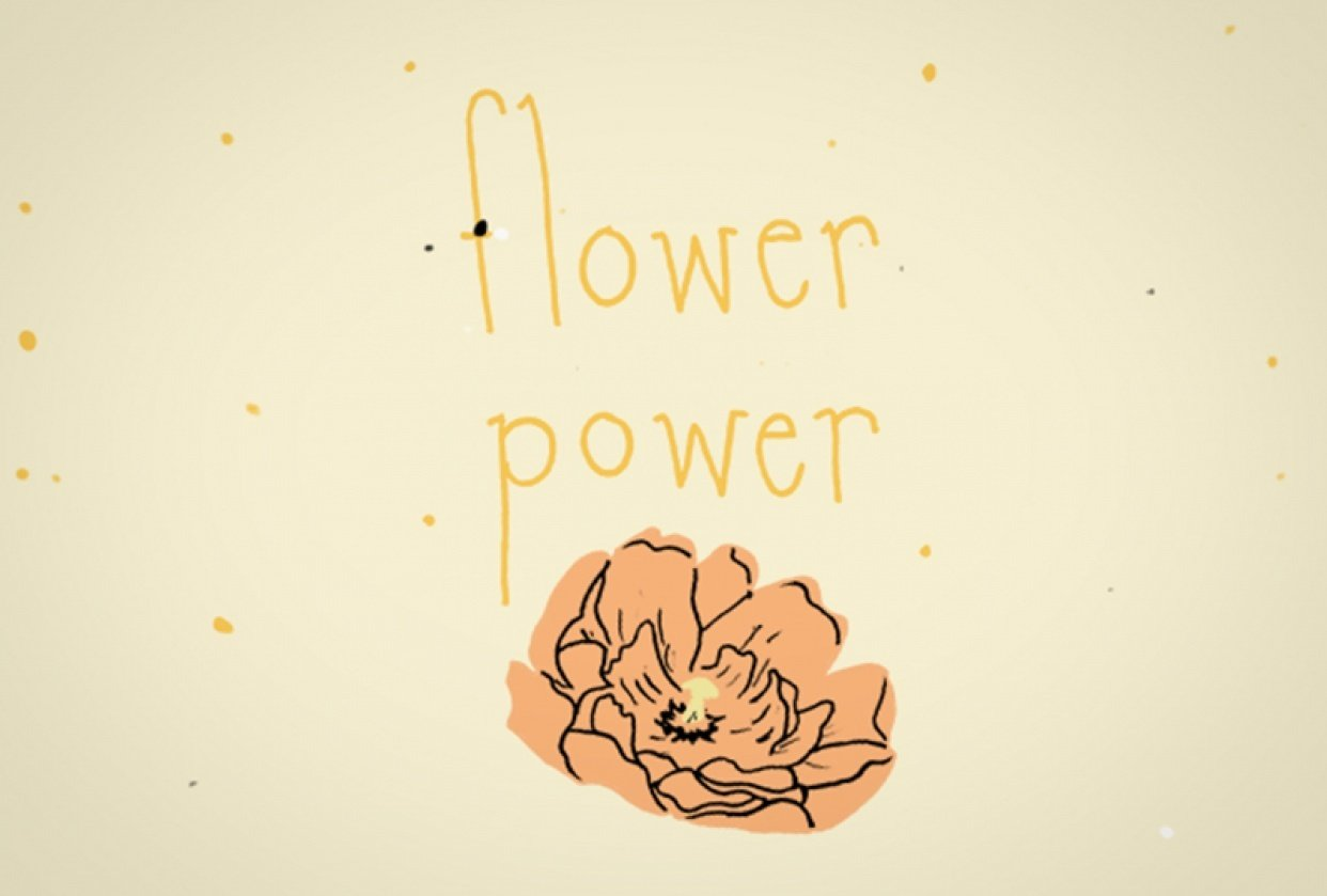 Flower Power - student project