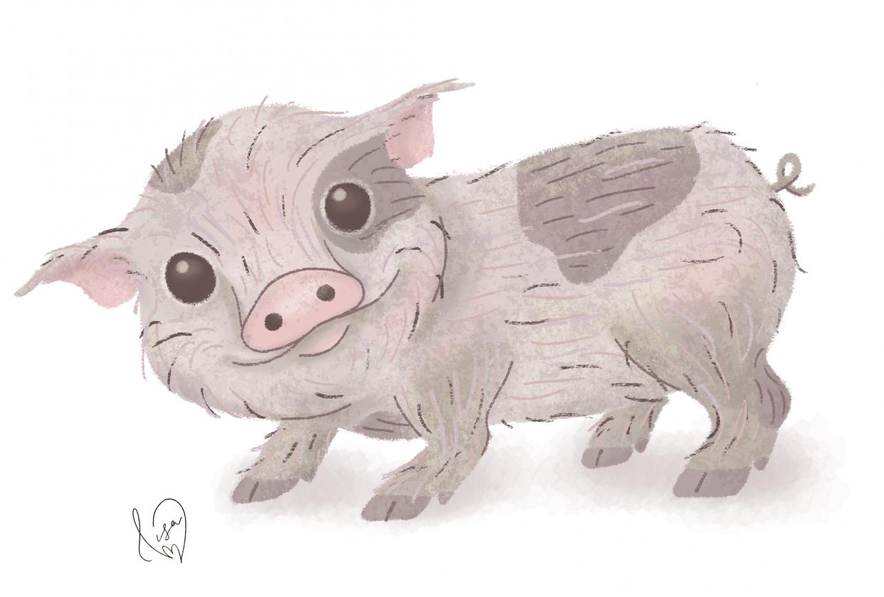 Piggy<3 - student project