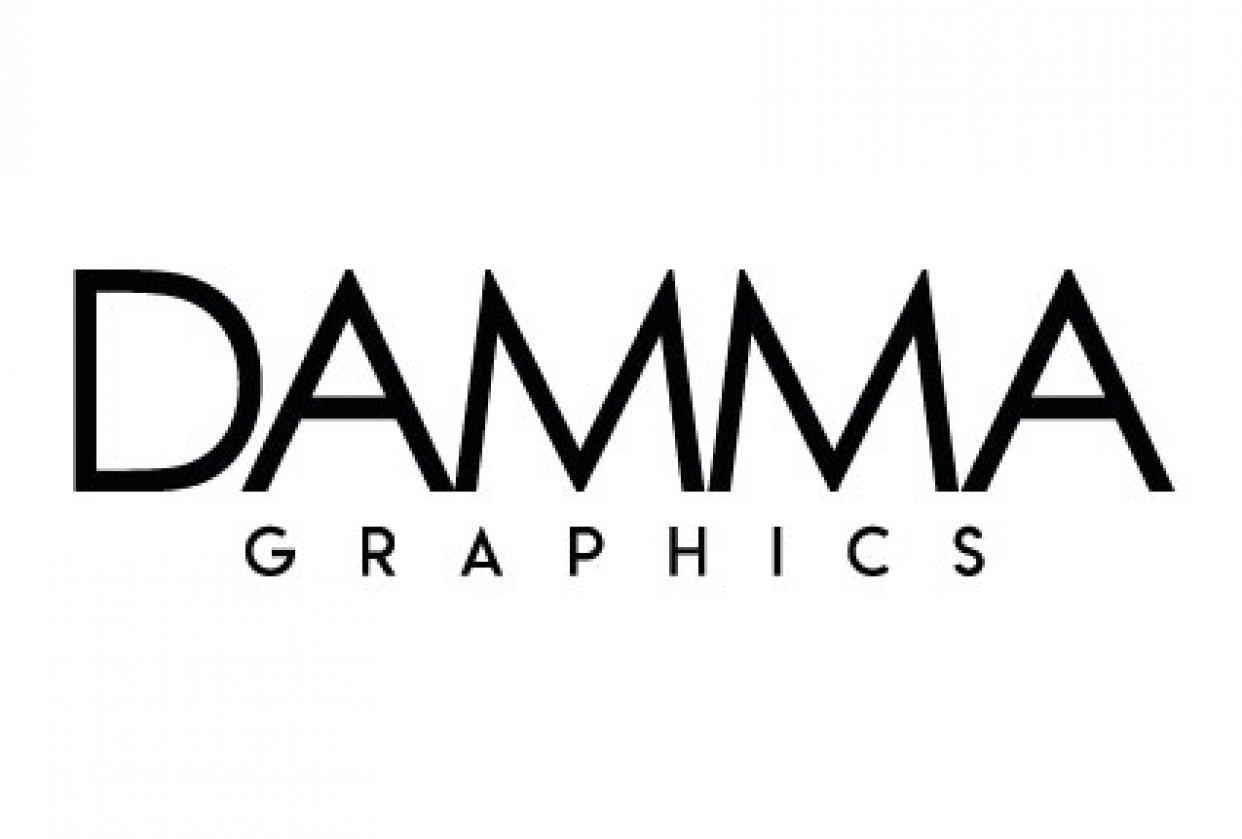 DAMMA Graphics Portfolio - student project