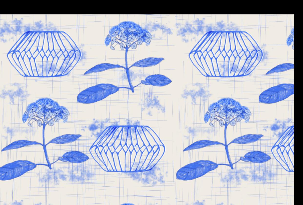 Blue Lantern - student project