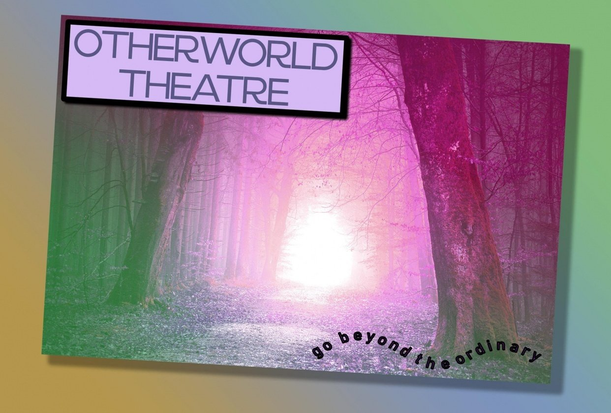 CD - Postcard Project OW Theater - student project