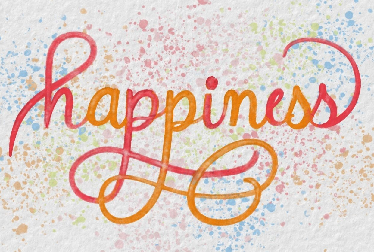 Happiness - student project
